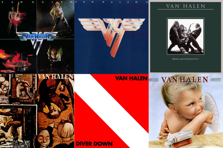 Van Halen The Roth Years 1978 1984 Loud Sound Epicenter